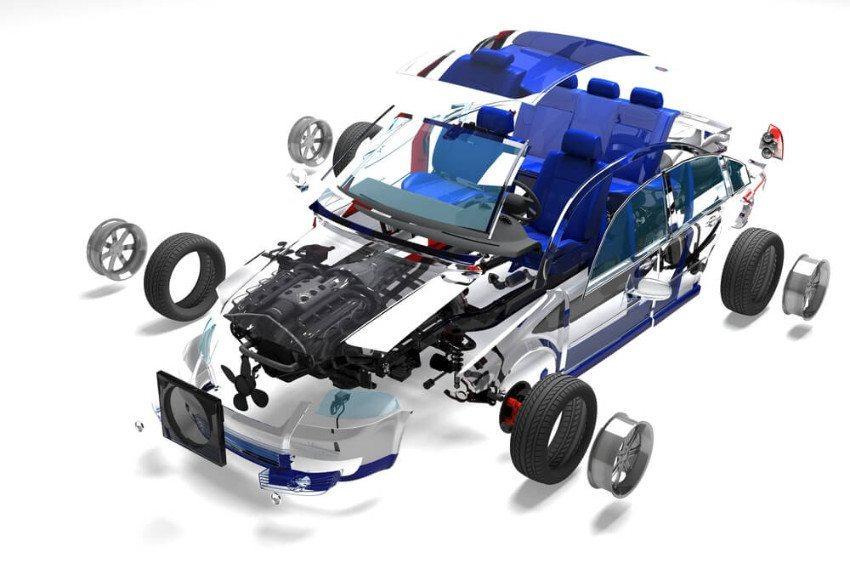 Ein Automechaniker kann Probleme und Fehlerquellen der einzelnen KFZ-Komponente benennen. (Bild: © iurii - shutterstock.com)