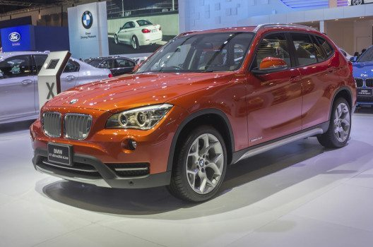 BMW X1, 2012–2014 (Bild: Suphatthra China – shutterstock.com)