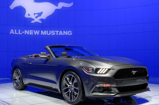 Ford Mustang (Bild: Zoran Karapancev – shutterstock.com)