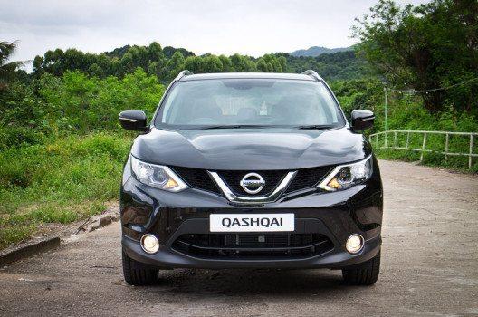 Nissan Qashqai (Bild: Teddy Leung – shutterstock.com)