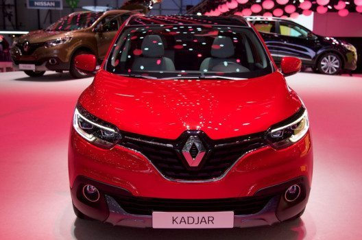 Renault Kadjar (Bild: Zavatskiy Aleksandr – shutterstock.com)