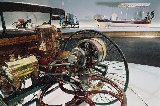 Das Museum bietet also weit mehr als ein paar spektakuläre Autos!