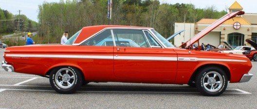 Christine – ein 58er Chrysler Plymouth Fury (Bild: © Barry Blackburn - shutterstock.com)