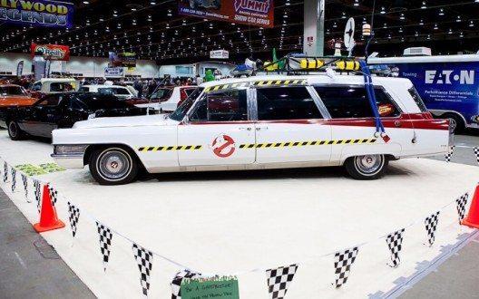 Das Auto der Geisterjäger – Cadillac Miller-Meteor (Bild: © Darren Brode - shutterstock.com)