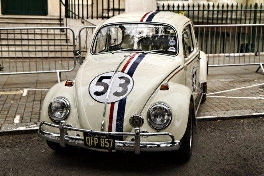 Herbie – der intelligente kleine VW Käfer (Bild: © Cedric Weber - shutterstock.com)