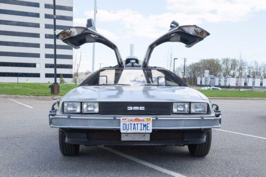 DeLorean DMC-12 (Bild: © Erin Cadigan - shutterstock.com)