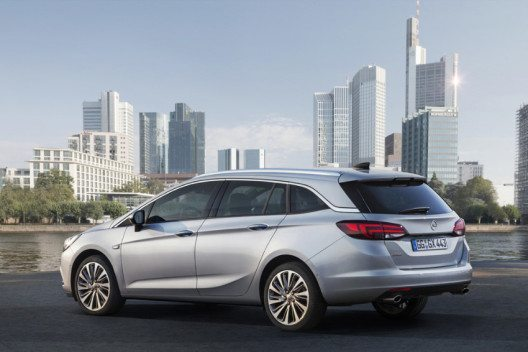 Der neue Astra Sports Tourer (Bild: General Motors)