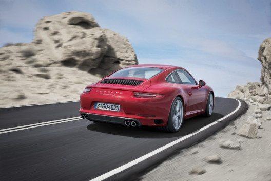 911 Carrera S (Bild: © Porsche Schweiz)