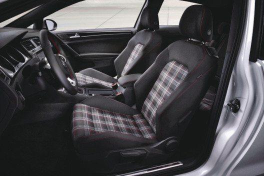 Golf GTI Clubsport: Innenraumansicht. (Bild: © VW Press)