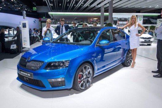 In der Kombination mit Allradantrieb ist der ŠKODA Octavia RS das perfekte Auto für Alltag und Freizeit. (Bild: © lexan - shutterstock.com)