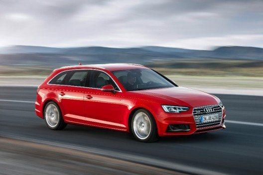 Audi A4 Avant (Bild: © Audi)