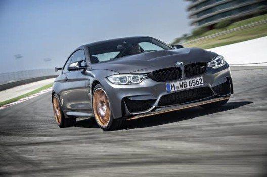 Der BMW M4 GTS als Hochleistungssportler mit aussergewöhnlichem Charakter