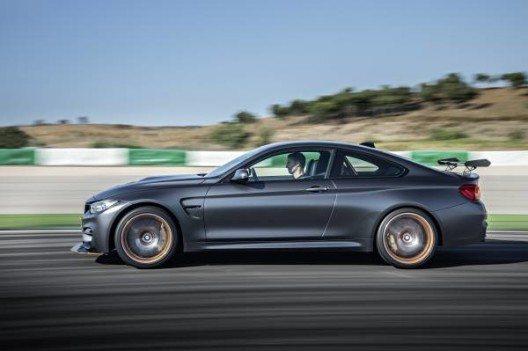 Der BMW M4 GTS wird erstmals auch auf dem wichtigen nordamerikanischen Markt verfügbar sein.
