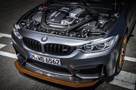 Das Herzstück eines jeden BMW M Modells bildet der Motor.
