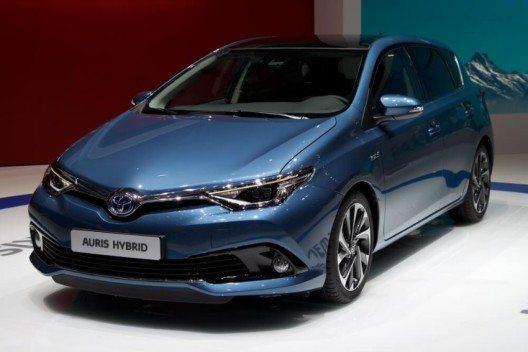 Mit einem Hybridanteil von über 75% zeigt sich der Toyota Auris als das beliebteste aller Modelle mit der innovativen Antriebstechnologie. (Bild: © Zavatskiy Aleksandr - shutterstock.com)