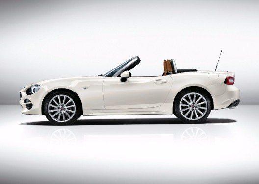 Angetrieben wird der Fiat 124 Spider vom zuverlässigen und bewährten 1,4 Liter MultiAir Turbo Vier-Zylinder-Motor.