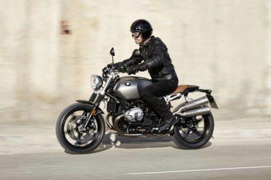 Der neue Scrambler von BMW Motorrad setzt auf den klassischen, luftgekühlten und antrittsstarken Boxer-Motor.