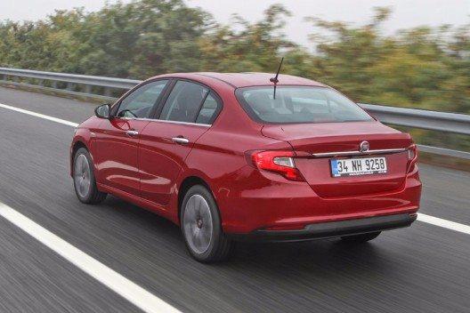 Mit dem Fiat Tipo wählte die Fachjury dasjenige Fahrzeug zum Sieger, das die Bedürfnisse der meisten europäischen Kunden abdeckt.