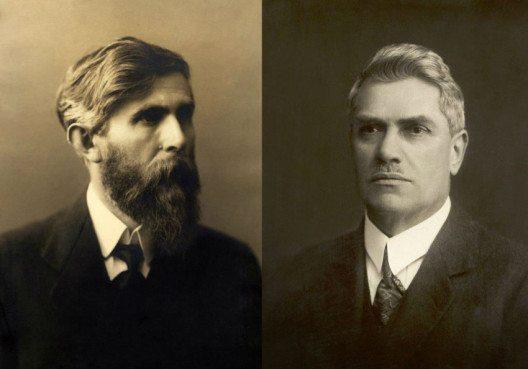 Laurin und Klement (Bild: ŠKODA Press)