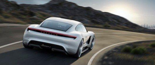Mit Mission E setzt Porsche weiter auf nachhaltiges Wachstum.