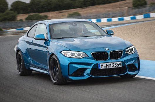 Das neue BMW M2 Coupé (Bild: BMW Group)