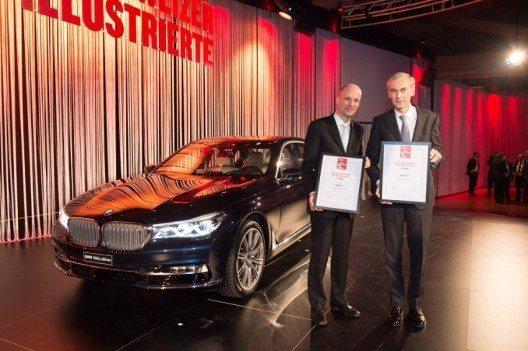 Philippe Dehennin (CEO) und Peter Richter (Liaison Manager), BMW (Schweiz) AG