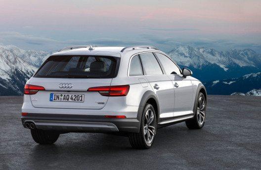 Der neue Audi A4 allroad quattro (Bild: © Audi)