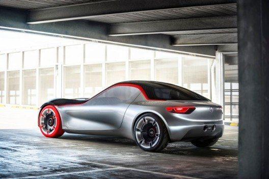 Emotionaler GT Concept: Atemberaubend und zugleich puristisch gestaltet.