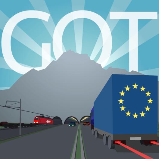 Gotthardsanierung