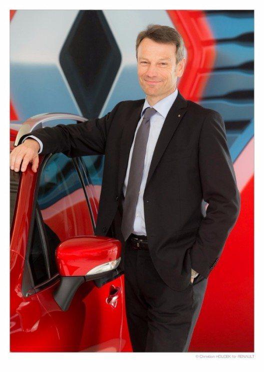 Uwe Hochgeschurtz, Generaldirektor Renault Suisse SA (Bild: © Renault Communications / Rights reserved)