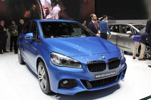 Die BMW 2er Reihe war mit 157.144 verkauften Einheiten bei den Kunden äusserst beliebt. (Bild: © Zavatskiy Aleksandr - shutterstock.com)