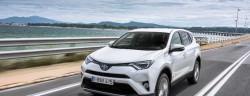 Der neue Toyota RAV4 Hybrid - Prestige, Komfort und Effizienz