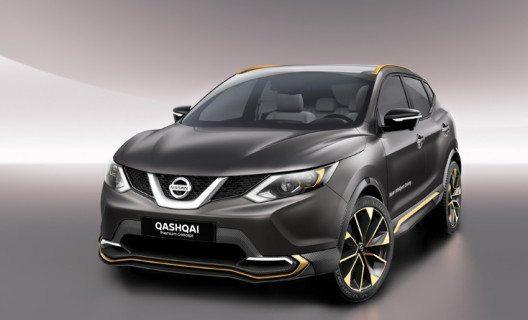 Qashqai Premium Concept (Bild: Nissan Schweiz)
