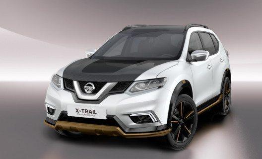 X-Trail Premium Concept (Bild: Nissan Schweiz)