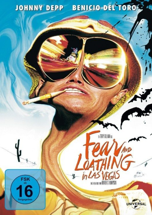 Fear and Loathing in Las Vegas (Bild: © Sony Pictures Home Entertainment)