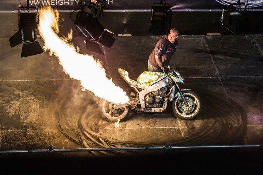 Mit einem Bilderbuchstart eröffnete die Motorrad-, Roller- und Tuning-Show SWISS-MOTO die neue Motorradsaison.