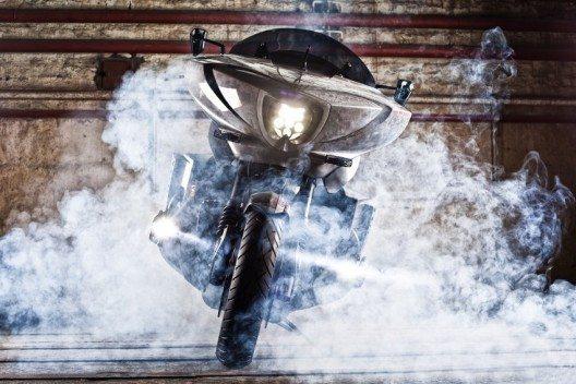 Das Daytona Bike 1 ist alles andere als ein gewöhnliches Motorrad.