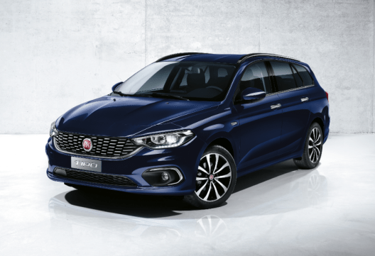 Fiat Tipo (Bild: © Fiat Chrysler Automobiles)
