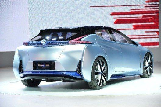 Nissan IDS Concept (Bild: © NISSAN CENTER EUROPE GmbH)