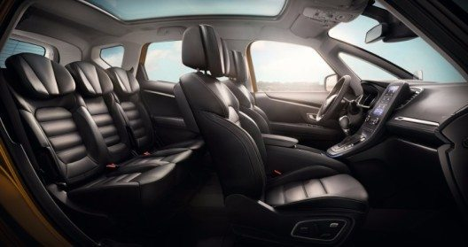 Der neue Renault Scenic (Bild: © Renault Communications / Rights reserved)