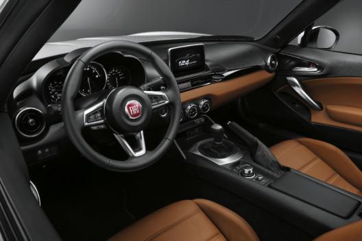 Fiat 124 Spider (Bild: © Fiat Chrysler Automobiles)