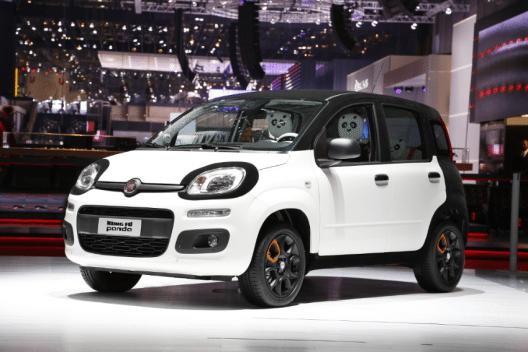 Fiat Panda (Bild: © Fiat Chrysler Automobiles)