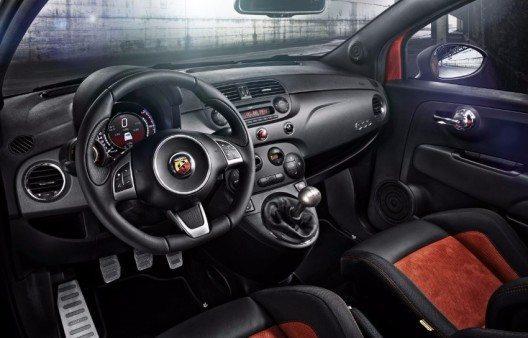 Abarth 595 Competizione (Bild: © Abarth, Fiat Chrysler Automobiles)
