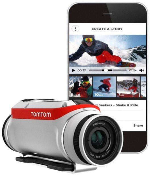 TomTom Bandit (Bild: TomTom)