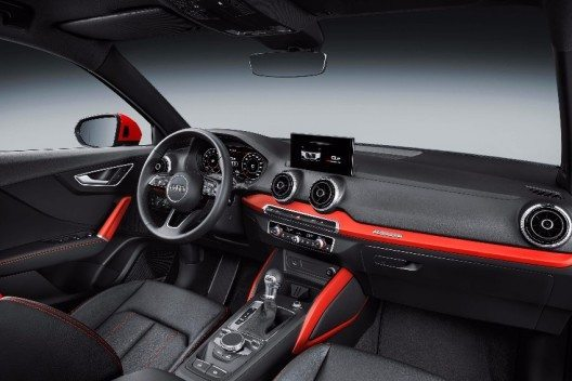 Audi Q2 (Bild: © AUDI AG)
