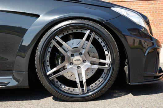 Die Räder stammen aus der bekannten meCCon-Serie. (Bild: MEC Design GmbH)