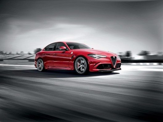 Alfa Romeo Giulia (Bild: © Fiat Chrysler Automobiles)
