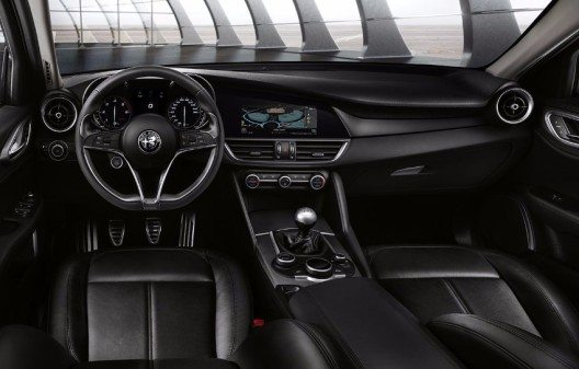 Alfa Romeo Ginevra Giulia (Bild: © Fiat Chrysler Automobiles)