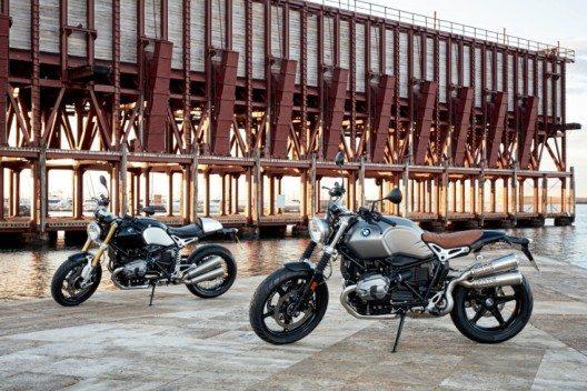 Die neue BMW R nineT Scrambler (Bild: © BMW Group)