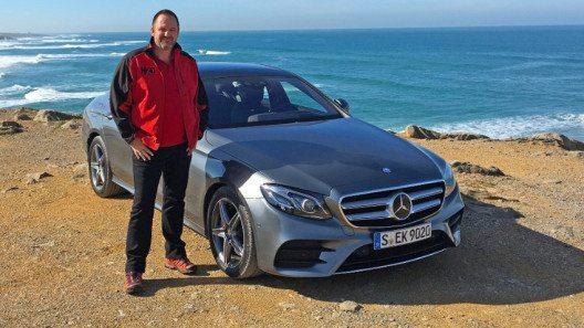 Die neue Mercedes-Benz E-Klasse im Test. (Bild: www.die-autotester.com)